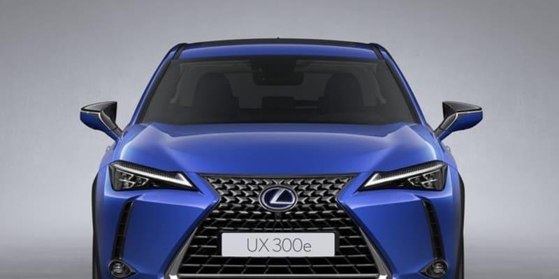 レクサスの市販EV第一弾、『UX300e』…東南アジア市場に初投入