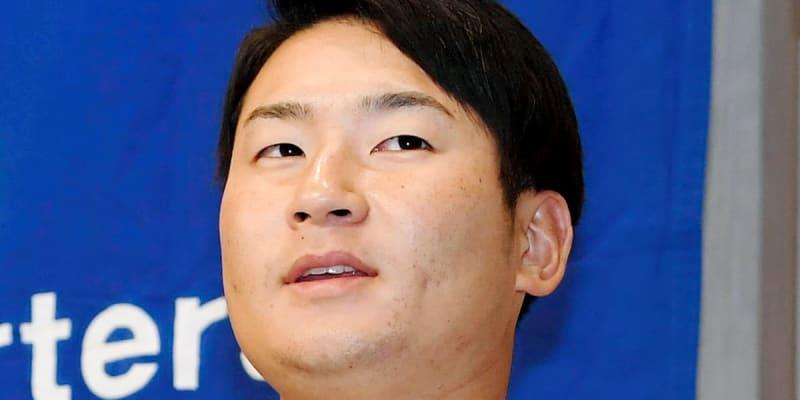 広島・島内、待望プロ初勝利で400万増サイン 来季は開幕1軍目指す
