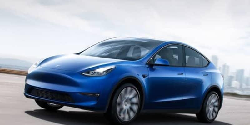 テスラが初の黒字計上、EV販売が36%増と好調 2020年通期決算