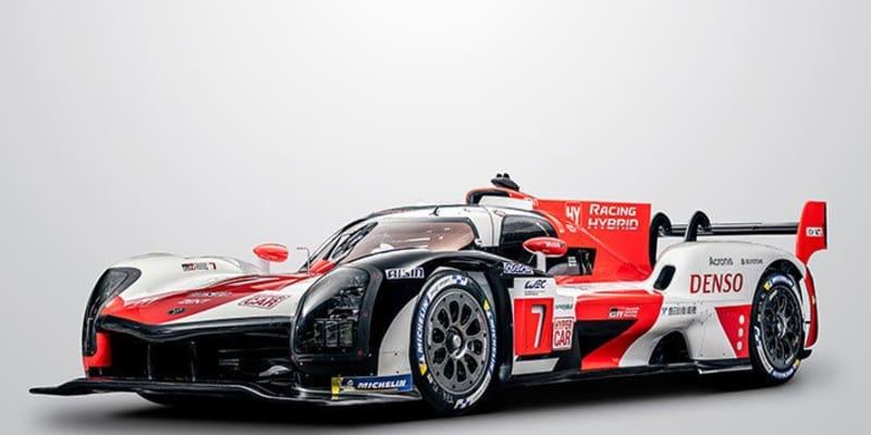 TOYOTA GAZOO Racing、ヤリスWRCの新カラーとル・マン・ハイパーカーを発表【東京オートサロン2021】