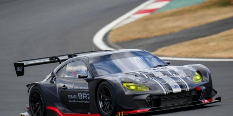 スーパーGT:スバル、BRZ GT300 2021プロトの走行ムービーを公開。2月に体制発表も