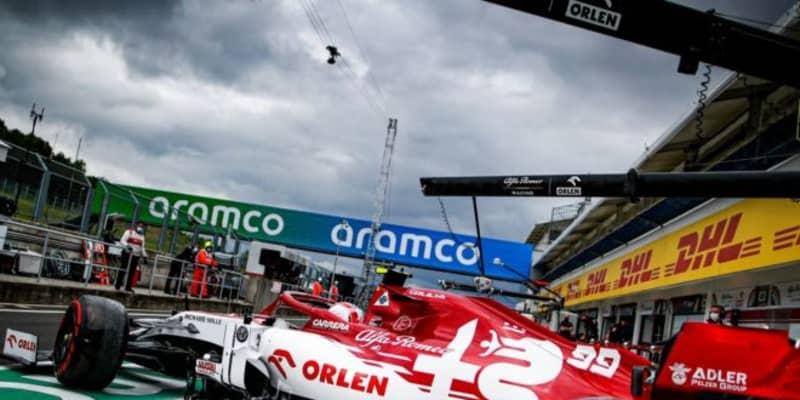 アルファロメオ、F1撤退の可能性が浮上。新たな親会社がモータースポーツ活動見直しか