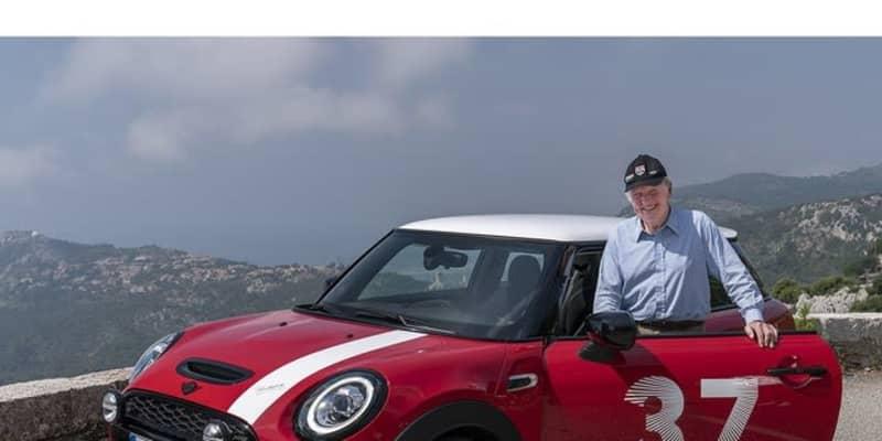 MINI、伝説のドライバー「パディ・ホプカーク」をインスパイアした限定車発売