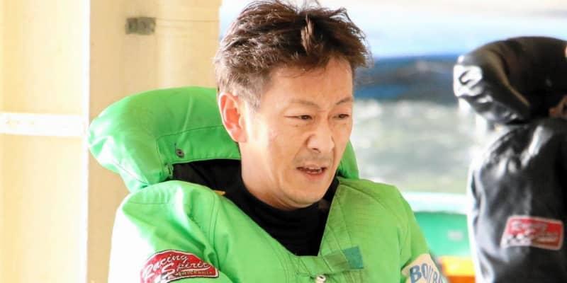【ボート】尼崎G1 SG2冠の寺田祥が逆襲に燃える