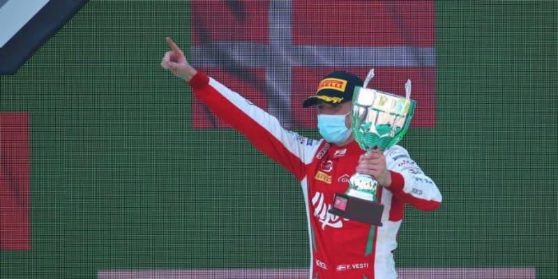 デンマーク人若手ドライバーのフレデリック・ベスティ、メルセデスF1育成に加入へ