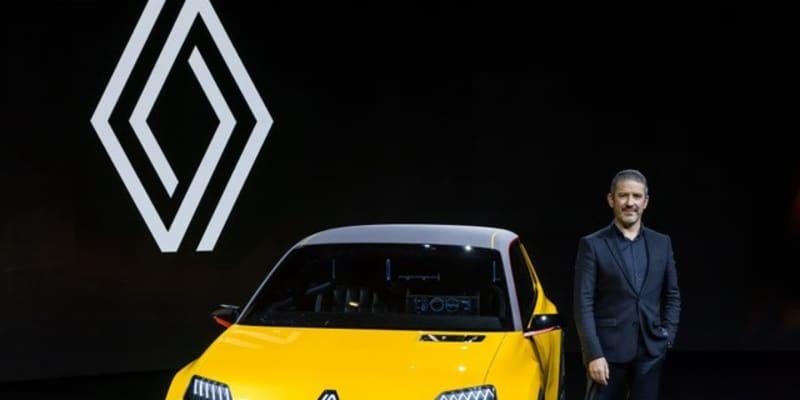 ルノーの名車『5』、EVで復活…電動化の方向性を提示