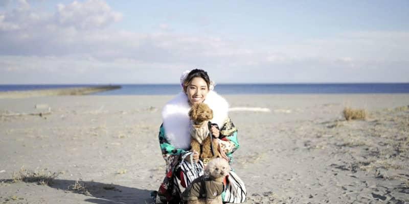 サーフィン 18年日本代表の川合美乃里 新成人の抱負「試合があればベストを尽くす」