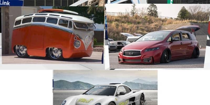 これぞオートサロン! ベース車両の原型がない規格外なカスタムカー【東京オートサロン2021 バーチャル会場レポート4】