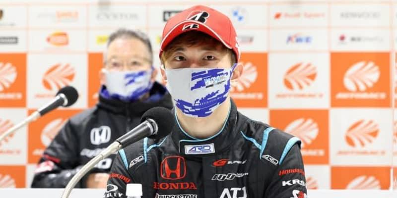 牧野任祐がSNSで元気な姿をみせる「少しでも早くレーシングカーに乗れるように」