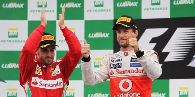 ジェンソン・バトン、フェラーリF1と契約寸前までいった過去を明かす「一度走ってみたかった」