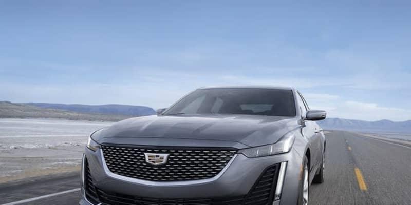 キャデラック、新型ミドルセダン『CT5』を日本市場に導入…価格は560万円より