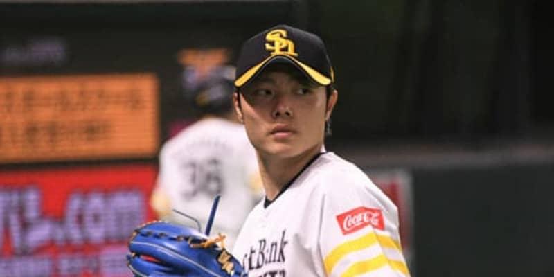 鷹14年ドラ1松本が元SDN48甲斐田さんと結婚発表 幸せいっぱい2Sにファンも祝福