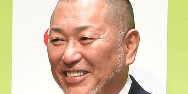 清原氏が現在の体重を公開 自身の公式YouTubeチャンネルで
