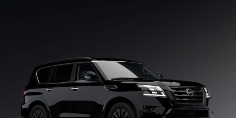 日産の最上位SUV『アルマーダ』に2021年型、トヨタ ランクル と競合…米国発売