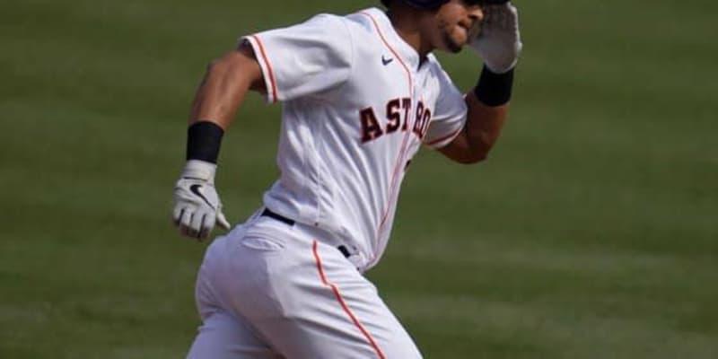 【MLB】父は元巨人外野手 FAのブラントリーはアストロズ残留、2年総額33億円超