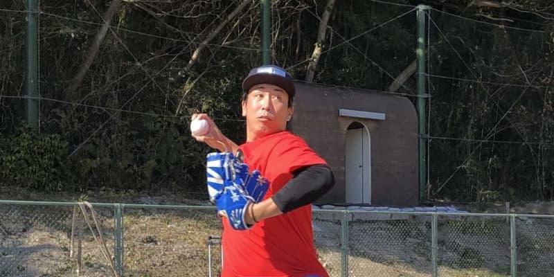 ロッテ・益田 目標は日本ハム宮西「ああいう風になれれば」