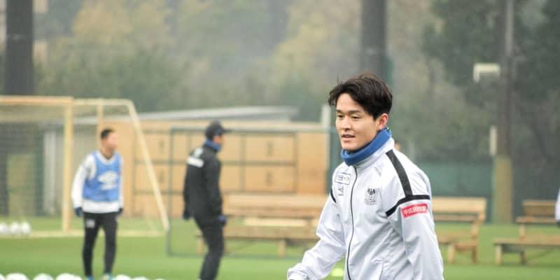 G大阪新加入の韓国代表MF朱世鍾「中国や中東よりもJリーグの方が成長できる」