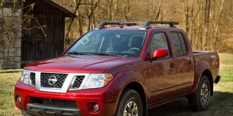 日産の小型ピックアップトラック、『フロンティア』新型…ハイラックス競合 2月4日発表