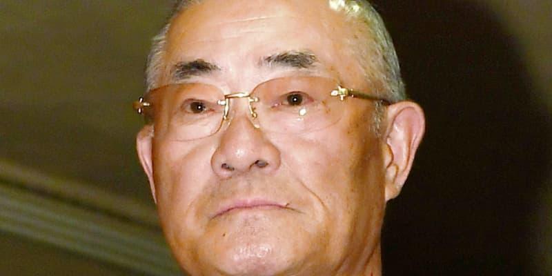"""張本勲氏 ハンク・アーロンさんの死を悼む 「感心したのは""""静かな大打者""""」"""