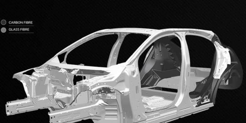 ジャガー・ランドローバー、次世代電動車向け軽量複合素材を研究開発…2022年までにテスト開始
