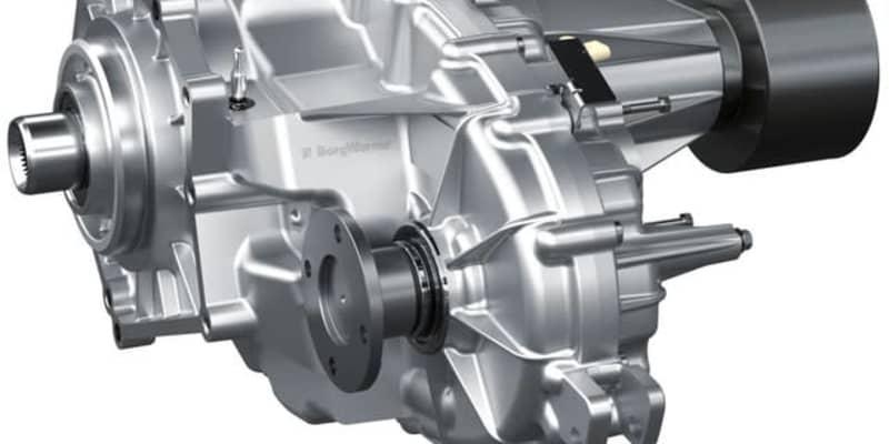 ボルグワーナー、日産にトランスファーケースを初供給…電動モーターで駆動モード切り替え