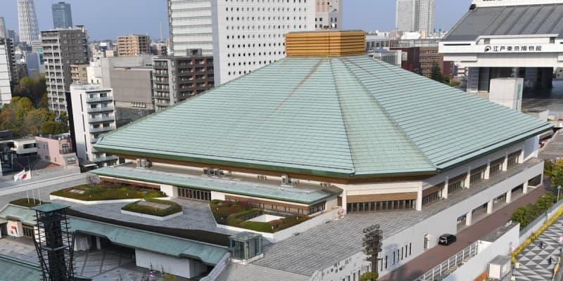 夏巡業の中止を決定 日本相撲協会理事会、五輪競技開催のため