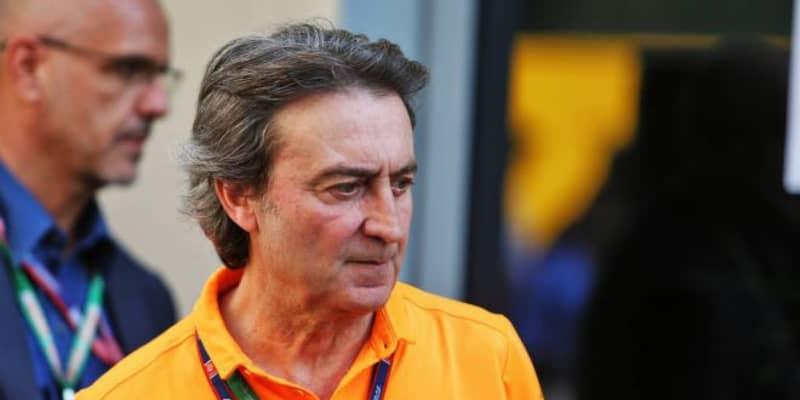 【訃報】元F1ドライバーでカンポス・レーシングのオーナー、エイドリアン・カンポスが死去