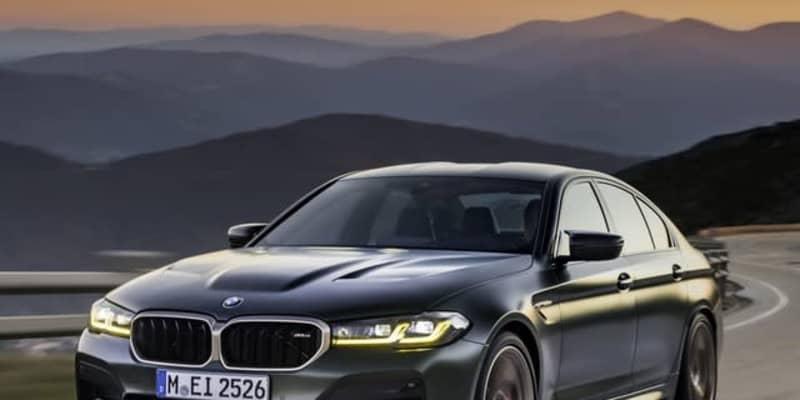 BMW M5 に70kg軽い「CS」、M史上最強の635馬力に…欧州発表