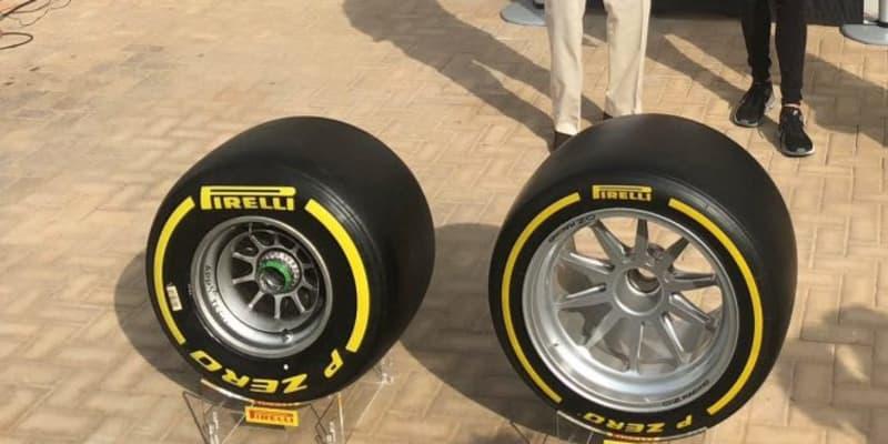サインツがフェラーリF1で初めて18インチタイヤのテスト。ルクレールとともに走行2日目を担当