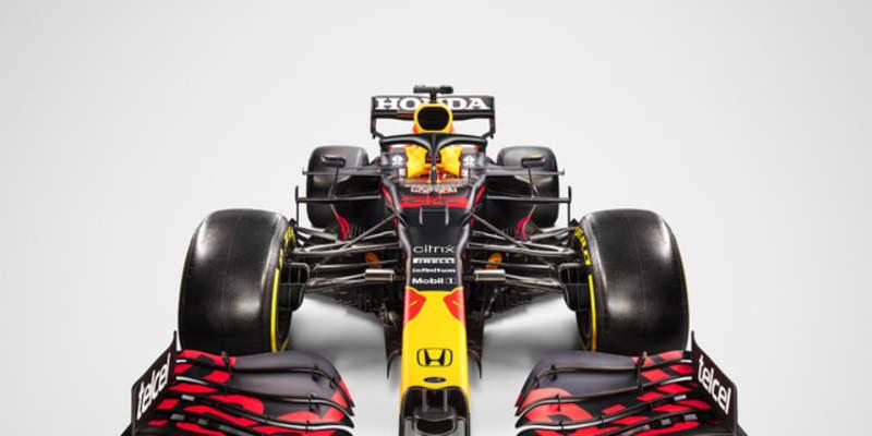 "【F1】レッドブル、2021年型マシン「RB16B」を発表…ホンダ最終年の""戴冠締め""に期待"