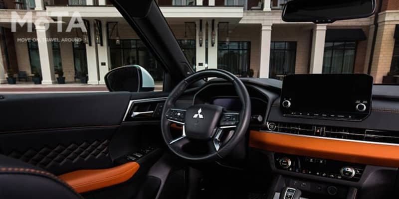 大ヒットの予感!? 三菱 新型アウトランダーの内装が高級車並に大幅レベルアップ