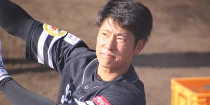 ロッテに3安打敗戦も… レギュラー返り咲き狙う鷹・上林誠知がアピール「監督のおかげ」