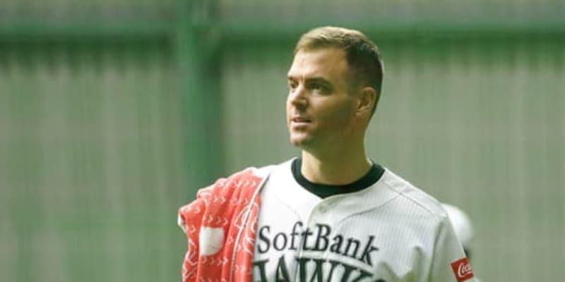 ヤクルト、前鷹バンデンハーク獲得を正式発表「共に信じれば、不可能などありません」