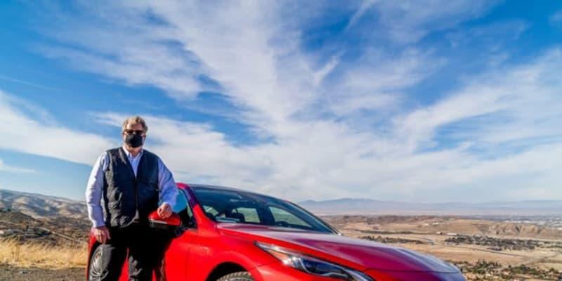 トヨタ MIRAI 新型、米国初導入分の1台を納車…燃料電池車普及プロジェクトに