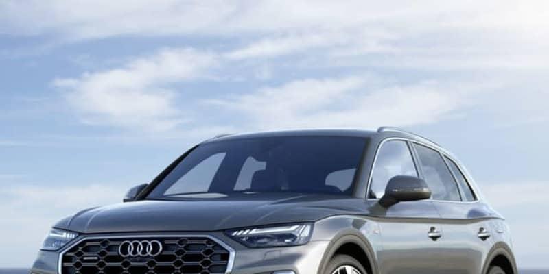 アウディ Q5 PHVに改良新型、EVモード航続が1.5倍に…欧州発表