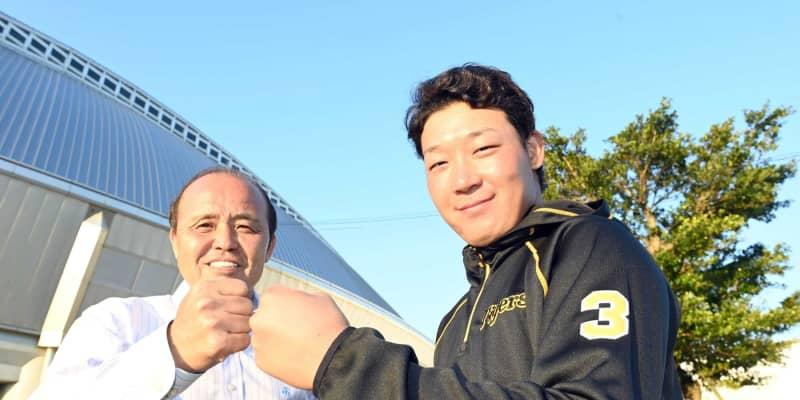 阪神・大山 優勝キャプテンになる!昨季マルテがケガで4番に「悔しさありました」