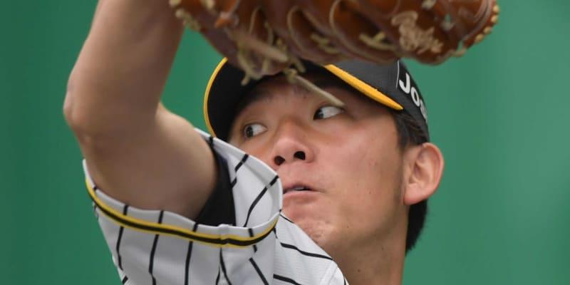 阪神ドラ2伊藤将 超アピる!西勇&遥人離脱救世主へ 27日対外試合デビュー