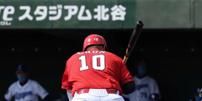 岡田彰布氏 広島・クロンは日本の野球に対応出来そう 機能すれば鈴木誠を3番に