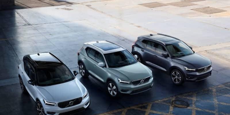 ボルボカーズと吉利汽車、提携強化に合意…電動アーキテクチャの共有や自動運転技術など