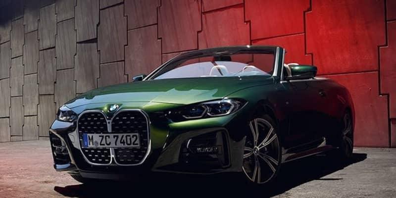 【BMW 4シリーズ カブリオレ 新型発売】Mパフォーマンスモデル発売、最高出力387ps