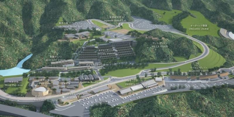 日本最大級の新リゾート施設に直結、伊勢道 多気ヴィソンスマートICが4月29日開通