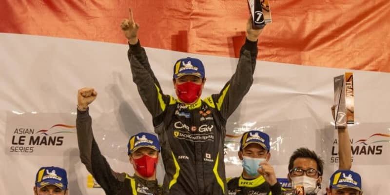 CARGUY RACINGの木村武史が3回目のル・マン24時間挑戦へ。ケッセル・レーシングから好評価を得る