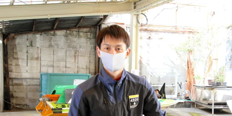 【ボート】尼崎ルーキーシリーズ 地元の森悠希が3走オール2連対の活躍 初のA級昇格に前進