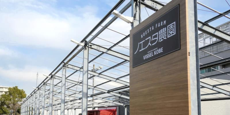 J1神戸の本拠地に「ノエスタ農園」INAC神戸の選手も野菜づくり