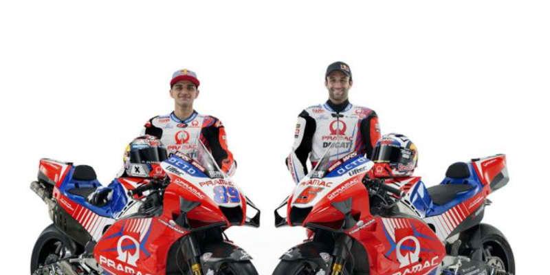 プラマック・レーシング、2021年型の『ドゥカティ・デスモセディチGP21』のカラーリングを発表/MotoGP