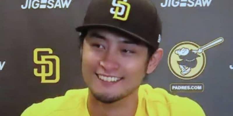 【MLB】ダルビッシュ、初ライブBPで153キロに手応えも課題は? 「そこが悩みの種」