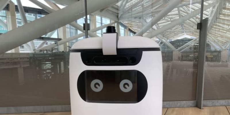 配送ロボットをマンション内で実証へ、エレベーターも活用…ラストワンマイル