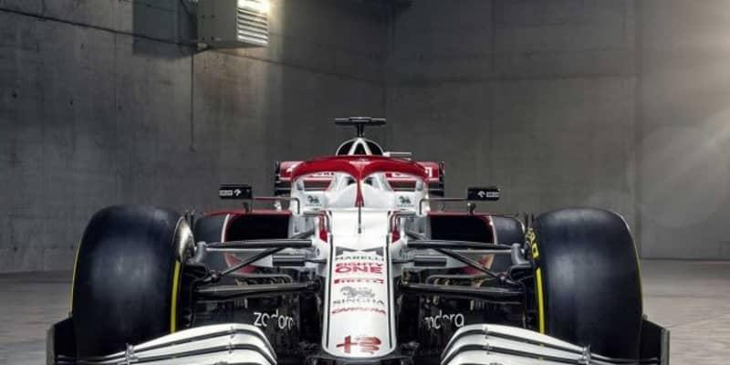 【津川哲夫F1新車私的解説】陣営内3番手となって苦しいアルファロメオ。ナロー化されたC41でどこまで巻き返せるか