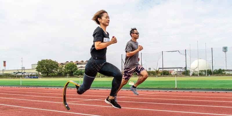 「たまたま死を選べなかっただけ」中西麻耶が願う「女性アスリート」「パラリンピック」の未来