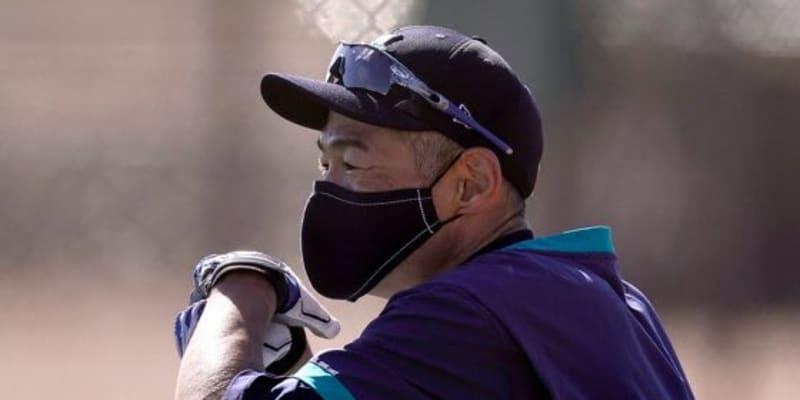 【MLB】「全く年をとってない」「伝説」 イチロー氏の28歳→47歳の比較写真にファン喝采